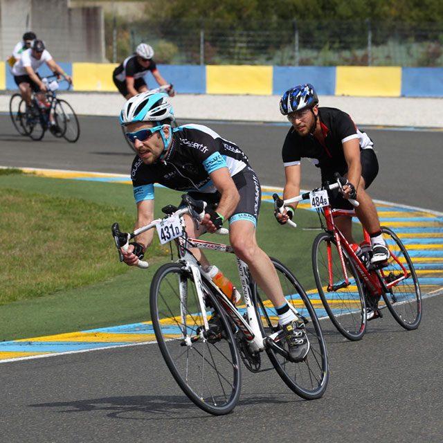 Compétions de cyclisme