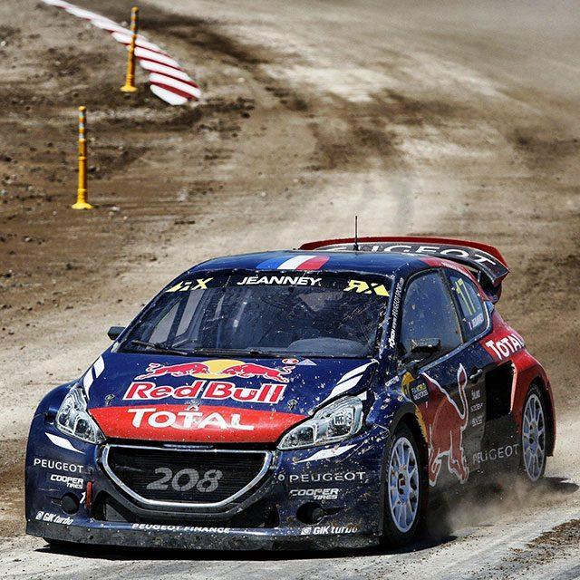 Compétitions de Rallye