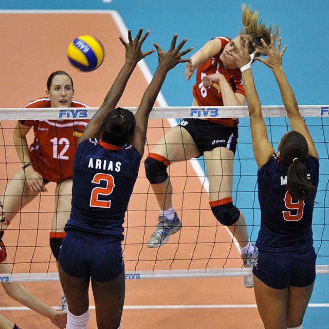 Compétitions de Volleyball